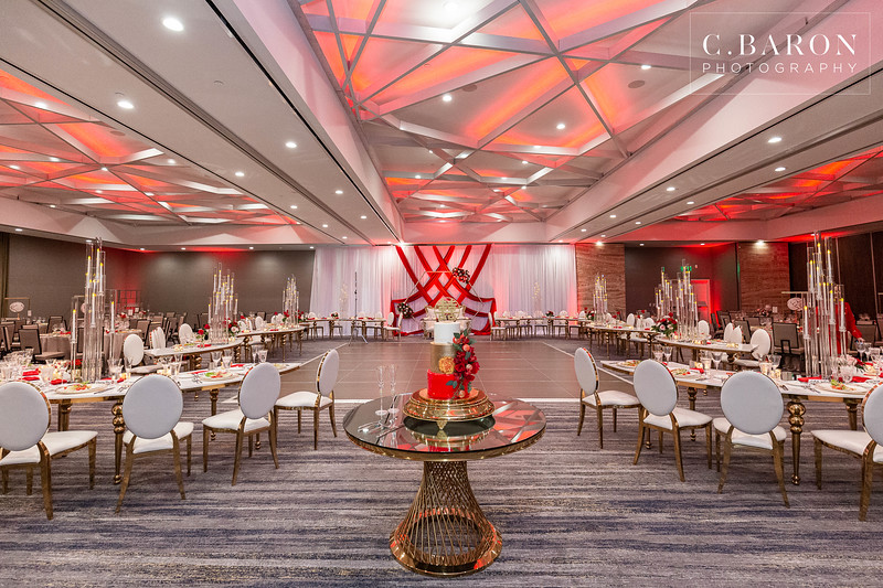 Beautiful wedding at the Westin Medical Center in Houston Texas with Asian Flair