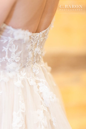 Bridals at The Westin Houston Medical Center on a winter day in Houston Texas