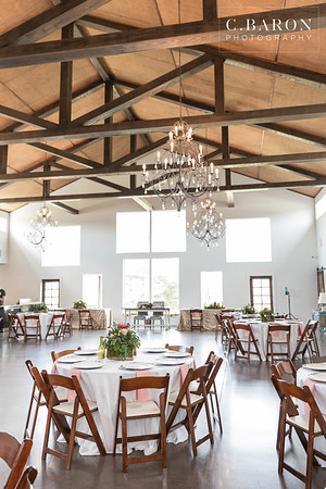 Pretty garden and wildflower vibe wedding at Venue 311 - a French Country style venue in Plantersville Texas