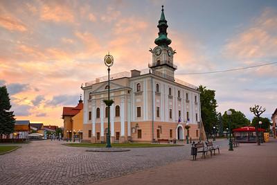 Kezmarok, Slovakia.