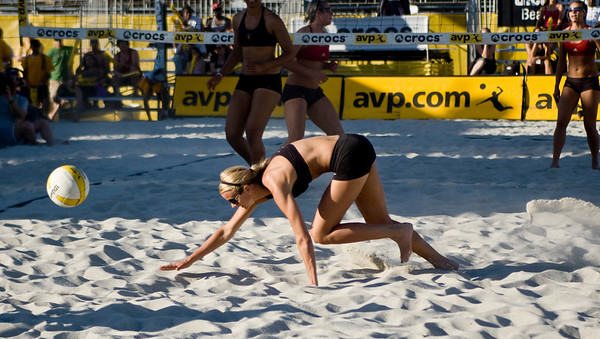 2009 CBS ALT Games  Collegiate Beach Volleyball -  Riverside, CA