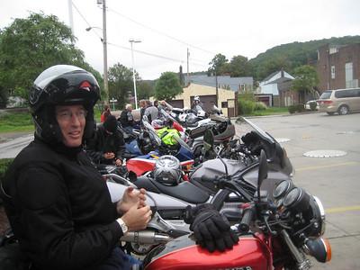 CBX Brookville Rally 2009