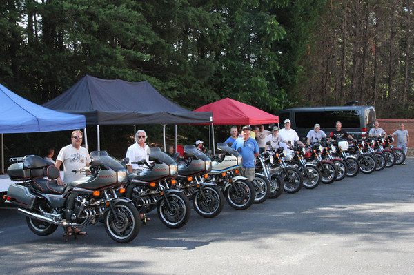 CBX Mega Rally Cornelia, GA   2013