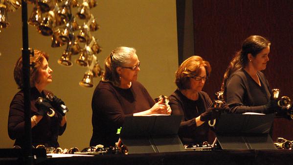Detroit Handbell Ensemble Performs at the 2018 Handbell Musicians of America National Seminar