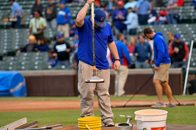Milwaukee Brewers vs Chicago Cubs