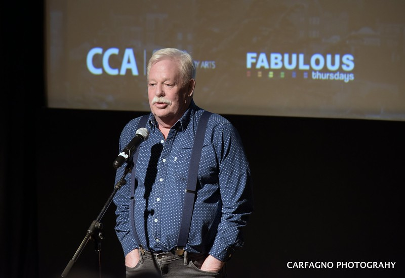 Armistead Maupin at CCA