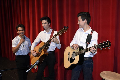 CHS Students perform at Dolores Huerta Screening
