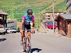 on top of alpe d'huez