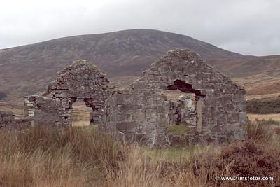 Ruin near Wicklow Gap, (Childless version)