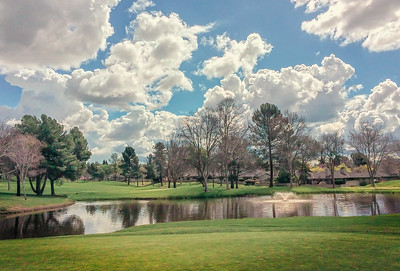 Crow Canyon Country Club-Hole 11-12, Danville, CA