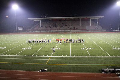 Playoff vs. Shoreline 2012