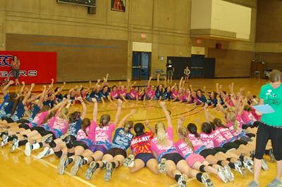 2013 Cougar VB Skills Camp