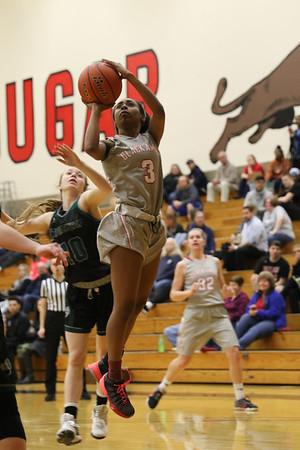 Lady Cougar Basketball