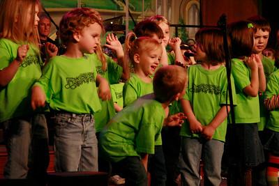 Hudson Chapel Music Ministry 05-02-10