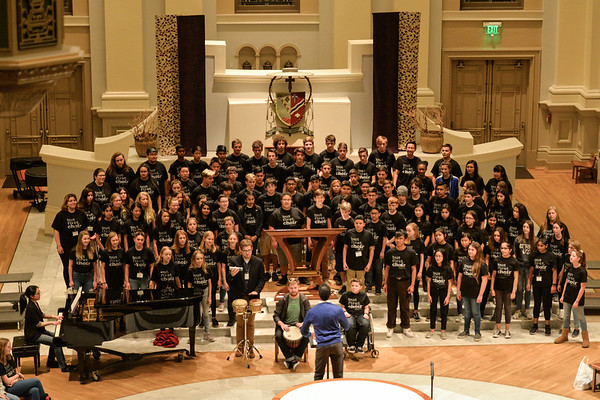 CCDA Honor Choir 2018
