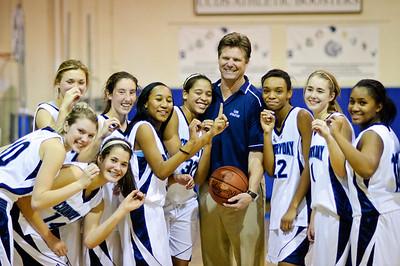 CCDS Basketball