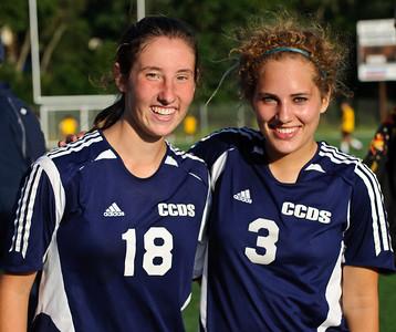 2009 CCDS Girls Soccer