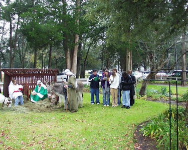 2006 Living Nativity