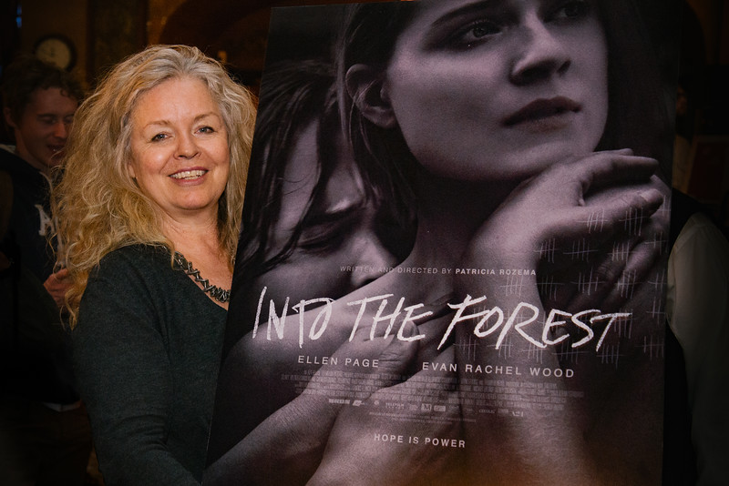 Patricia Rozema, Director, Into the Forest