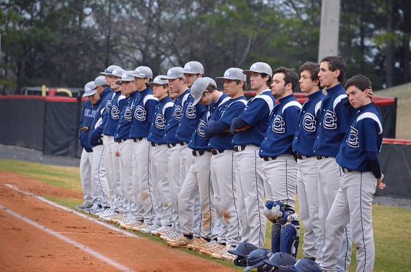 2014 CCHS Varsity Baseball