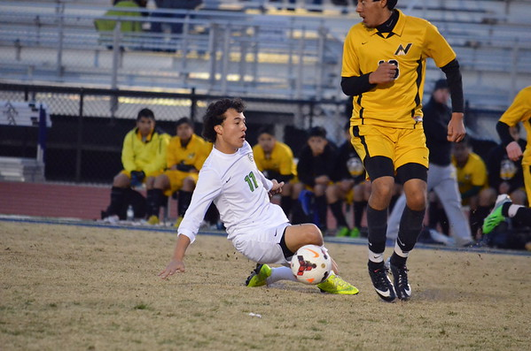 CCHS Boys vs N Murray 3-13-14