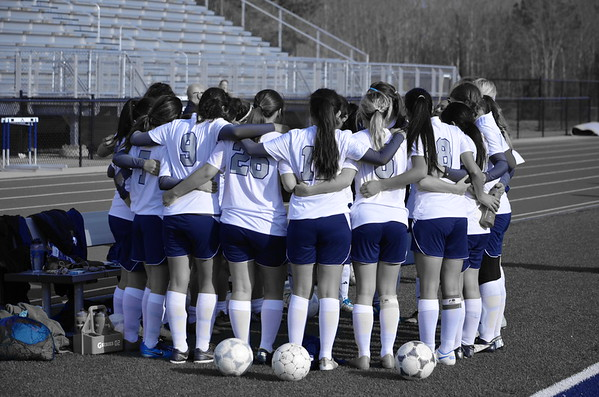 CCHS Girls vs Sonoraville 3-15-14