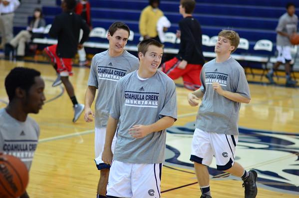 CCHS Varsity Boys Basketball 2013