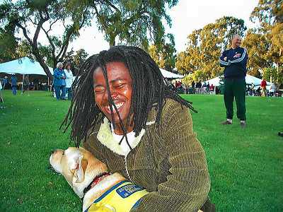 with Tracy Chapman