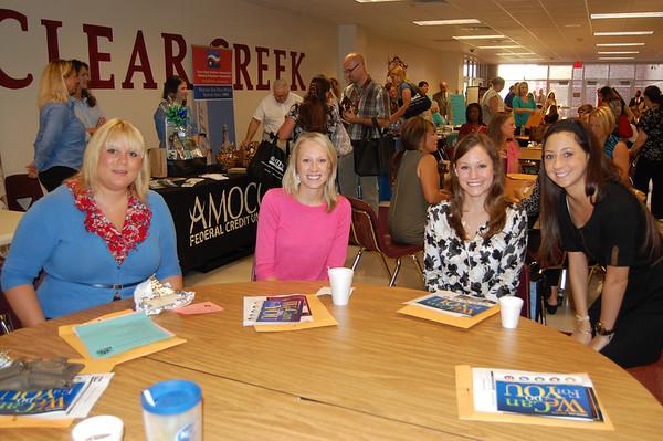 CCISD Welcomes New Teachers