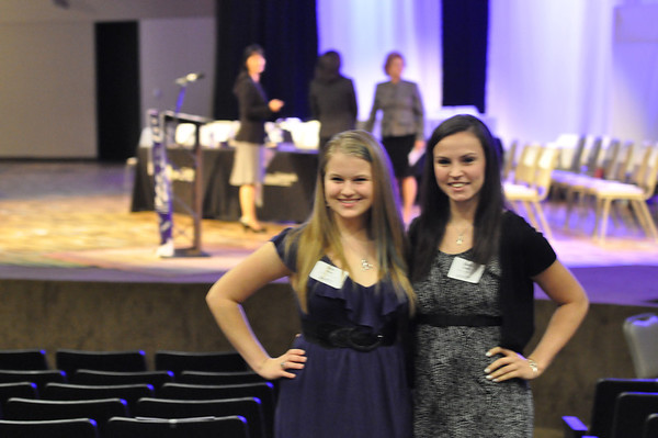National Technical Honor Society Induction Ceremony 2012