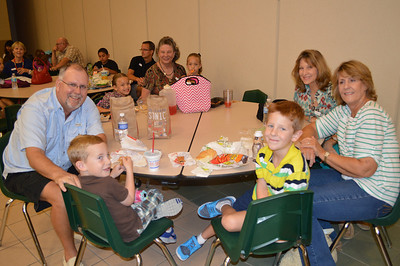 Mossman Elementary Celebrates Grandparents Day