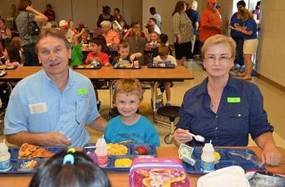 Parr Elementary Celebrates Grandparents Day