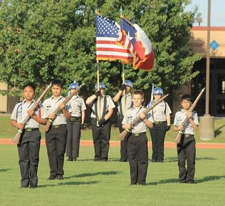 Brookside Leadership Development Corps Detachment Review