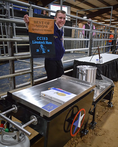 CCISD FFA Auction