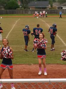 Clear Lake Intermediate Cheerleading