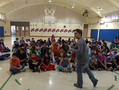 McWhirter Elementary Red Ribbon Week