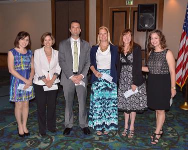 CCISD Teachers of the Year