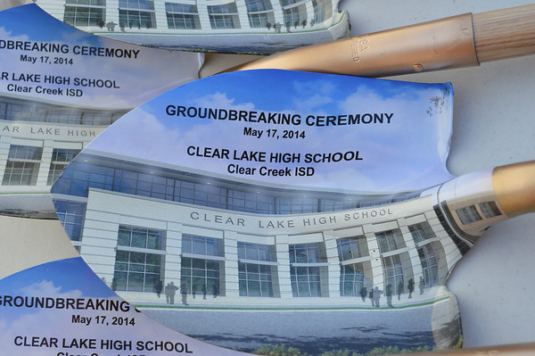 Clear Lake High School Groundbreaking Ceremony