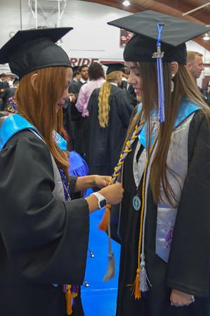 Clear Springs High School Graduation