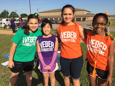 Field Day at Weber Elementary