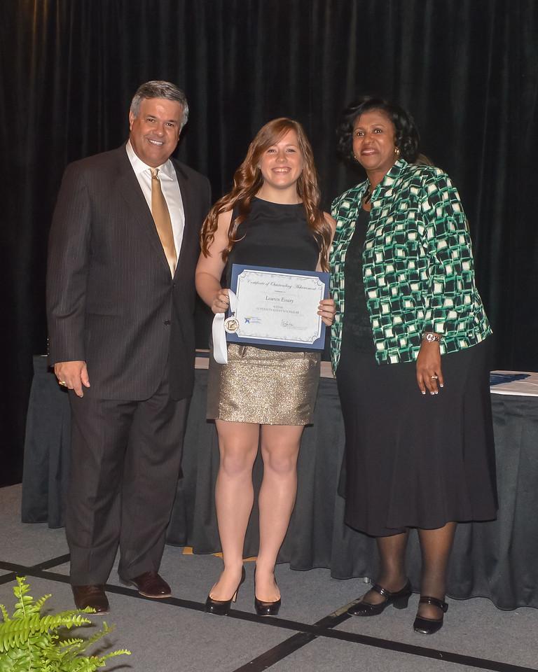 CCISD Four Year Superintendent Scholars Award Banquet