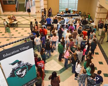 Clear Falls High School Latitude Deployment Day