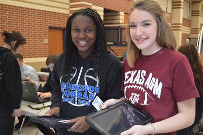 Clear Springs High School Latitude Deployment Day