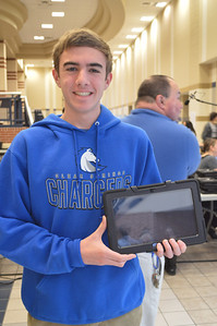 Clear Springs High School Latitude Deployment Day