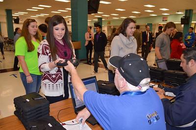 Clear Creek High School Latitude Deployment Day