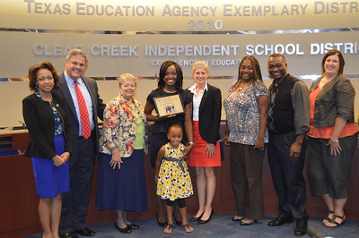 CCISD Recognizes Texas Elementary Teacher of the Year Jill Howard