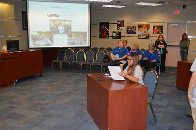 October 2013 CCISD Board of Trustees Meeting