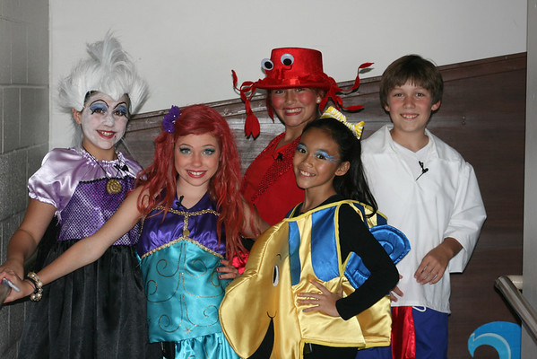 """Parr Elementary's """"The Little Mermaid"""""""