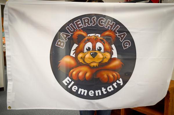 Bauerschlag Flag