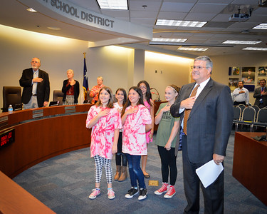 Clear Creek ISD Board of Trustees April 2016 Meeting